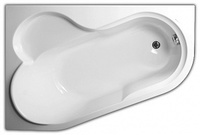 Акриловая ванна Vagnerplast Selena 147 (L)