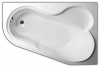 Акриловая ванна Vagnerplast Selena 147 (R)