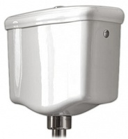 Бачок для унитаза Kerasan Retro 108201 подвесной для средней трубы