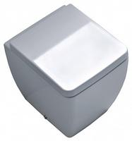 Чаша для унитаза приставного Kerasan Ego 321401 укороченного