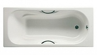 Чугунная ванна Roca Malibu 2333G0000 (170х70)