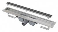 Душевой лоток AlcaPlast APZ107-Floor 750 с решеткой и опорами