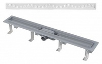 Душевой лоток AlcaPlast APZ8-Simple 950 с решеткой и опорами