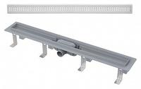 Душевой лоток AlcaPlast APZ9-Simple 850 с решеткой и опорами