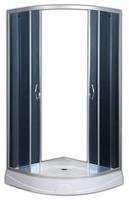 Душевой уголок Fresh H313GB (100 см) с поддоном