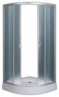 Душевой уголок Fresh H313MA (80 см) с поддоном