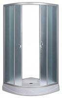 Душевой уголок Fresh H313MB (100 см) с поддоном