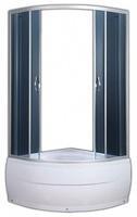 Душевой уголок Fresh H314 G (90 см) с поддоном