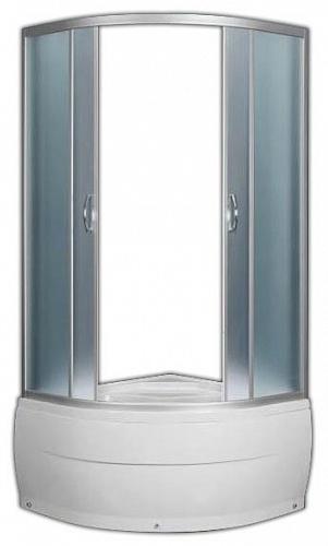 Душевой уголок Fresh H314 M (90 см) с поддоном