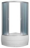 Душевой уголок Fresh H314MB (100 см) с поддоном