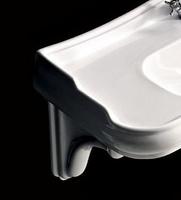 Керамический держатель для раковины Kerasan Retro 109601 (2 шт.)