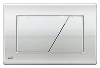 Кнопка смыва AlcaPlast ALCA M171 хром глянцевый