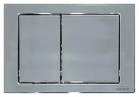 Кнопка смыва Cersanit Cube P-BU-CB-Cg хром