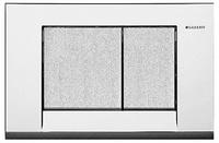 Кнопка смыва Geberit Bolero 115.777.KB.1 хром кнопка текстурная