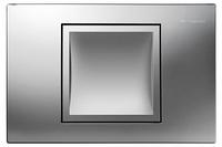 Кнопка смыва Geberit Delta 40 115.130.46.1 хром матовый