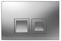 Кнопка смыва Geberit Delta 50 115.135.46.1 хром матовый