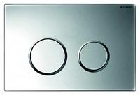 Кнопка смыва Geberit Kappa 21 115.240.KN.1 матовый хром/хром