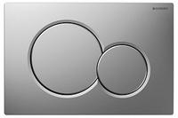 Кнопка смыва Geberit Sigma 01 115.770.46.5 матовый хром