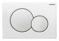 Кнопка смыва Geberit Sigma 01 115.770.FR.5 белый Star white