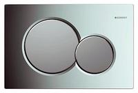 Кнопка смыва Geberit Sigma 01 115.770.KA.5 хром / матовый хром