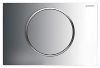 Кнопка смыва Geberit Sigma 10 115.758.KH.5 хром / матовый хром / хром