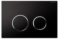 Кнопка смыва Geberit Sigma 20 115.778.KM.1 черная
