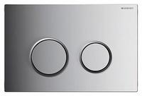 Кнопка смыва Geberit Sigma 20 115.778.SN.1 нержавеющая сталь антивандальная