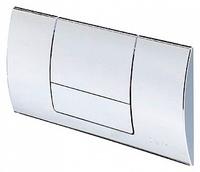 Кнопка смыва Viega Standard 449032 хром матовый