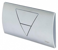 Кнопка смыва Viega Visign for Life 1 462451 металлическая хром