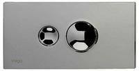 Кнопка смыва Viega Visign for Style 10 596347 хром матовый