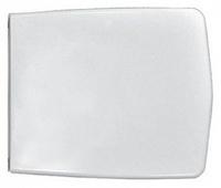 Крышка-сиденье Althea ceramica Oceano 30341 петли хром