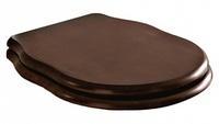 Крышка-сиденье Althea ceramica Royal 40414 микролифт петли бронза