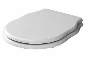 Крышка-сиденье Althea ceramica Royal 40422 петли бронза