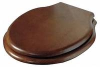 Крышка-сиденье Azzurra Giunone GB1800NM бронзовый крепеж