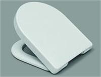 Крышка-сиденье для унитаза HARO Банока (микролифт) белый