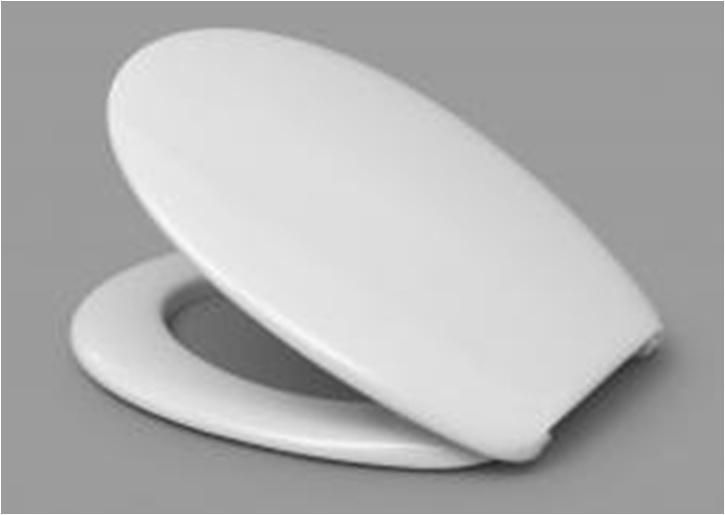 Крышка-сиденье для унитаза HARO Компакт со стальным креплением