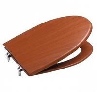 Крышка-сиденье Roca America 801492M14 с микролифтом вишня