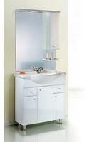 Мебель для ванной Aqwella Барселона Люкс 75