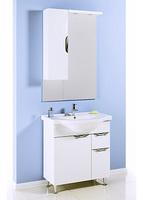 Мебель для ванной Aqwella ЭкоЛайн 75