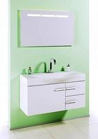 Мебель для ванной Aqwella Европа 100 белая