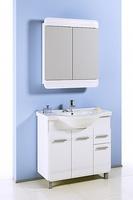 Мебель для ванной Aqwella Корсика 85