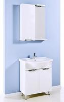 Мебель для ванной Aqwella Лайн 65 с корзиной для белья