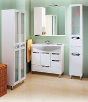 Мебель для ванной Aqwella Лайн 85