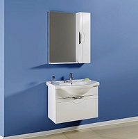 Мебель для ванной Aqwella Н-Лайн 75