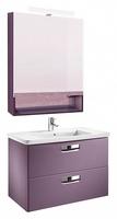 Мебель для ванной Roca Gap 80 виноград