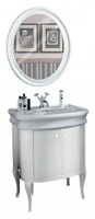 Мебель для ванной Simas Lante LAM70 белый глянцевый