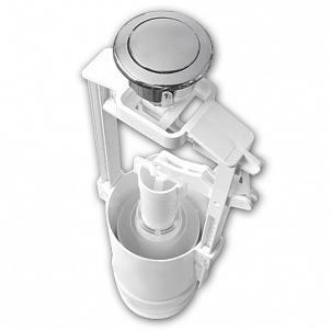 Механизм смыва для бачка Azzurra Tulip B19002F/40 с кнопкой