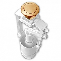 Механизм смыва для бачка Azzurra Tulip B19002FBRON/40 с кнопкой