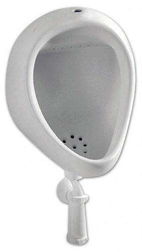 Писсуар Jika Korint 4410.0 подвесной с внешним подводом воды