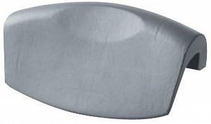 Подголовник для ванны Riho AH 04 Columbia silver
